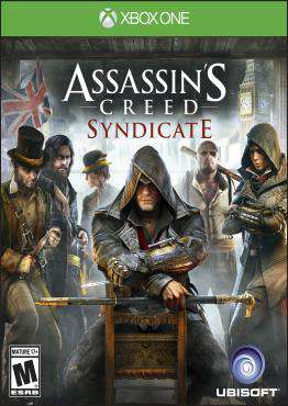 Assassin's Creed: Syndicate Xbox One, Game on XBOXONE, Action Video Games, ,  on XBOXONE