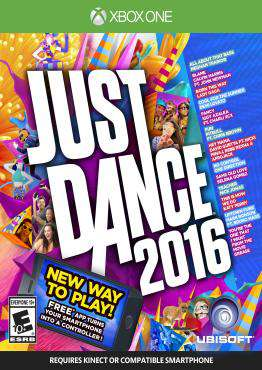 Just Dance 2016 Xbox One, Game on XBOXONE, Family Video Games, new video games, new video games on XBOXONE