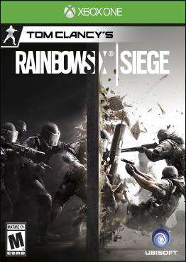 Rainbow Six: Siege Xbox One, Game on XBOXONE, Shooter Video Games, ,  on XBOXONE