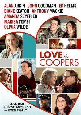 Love The Coopers, Movie on Blu-Ray, Comedy Movies, new movies, new movies on Blu-Ray