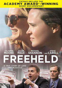 Freeheld, Movie on DVD, Drama Movies, new movies, new movies on DVD