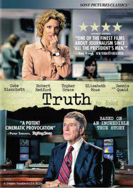 Truth, Movie on DVD, Drama Movies, new movies, new movies on DVD
