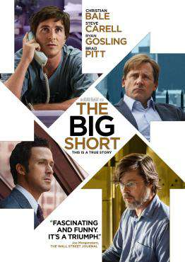 The Big Short, Movie on DVD, Comedy Movies, Drama Movies, ,  on DVD