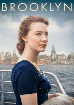 Brooklyn, Movie on DVD, Drama Movies, Romance Movies, ,  on DVD