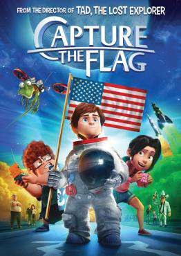 Capture The Flag, Movie on Blu-Ray, Family Movies, Adventure Movies, ,  on Blu-Ray
