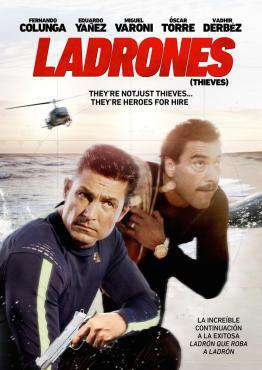 Ladrones, Movie on DVD, Action Movies, Comedy Movies, ,  on DVD