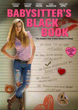 Babysitter's Black Book, Movie on DVD, Drama Movies, new movies, new movies on DVD