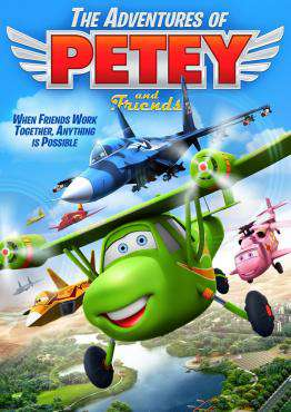 The Adventures of Petey and Friends, Movie on DVD, Family Movies, Kids Movies, new movies, new movies on DVD
