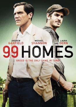 99 Homes, Movie on DVD, Drama Movies, Suspense Movies, new movies, new movies on DVD
