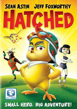 Hatched, Movie on DVD, Family Movies, movies coming soon, new movies in February