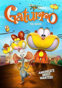 Gaturro: The Movie, Movie on DVD, Family Movies, Kids Movies, movies coming soon, new movies in February