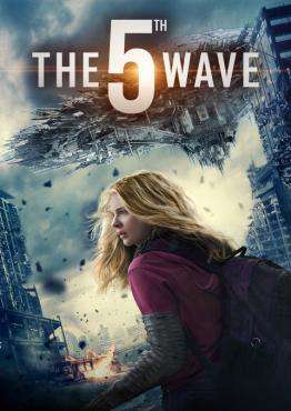 The 5th Wave, Movie on Blu-Ray, Action Movies, Adventure Movies, Sci-Fi & Fantasy Movies, Suspense Movies, ,  on Blu-Ray