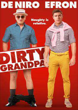 Dirty Grandpa, Movie on Blu-Ray, Comedy Movies, new movies, new movies on Blu-Ray