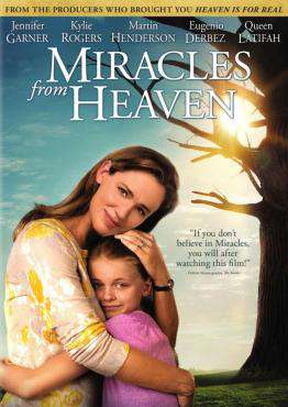 Miracles From Heaven, Movie on Blu-Ray, Drama Movies, movies coming soon, new movies in July