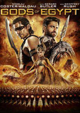 Gods Of Egypt, Movie on DVD, Action Movies, Adventure Movies, new movies, new movies on DVD