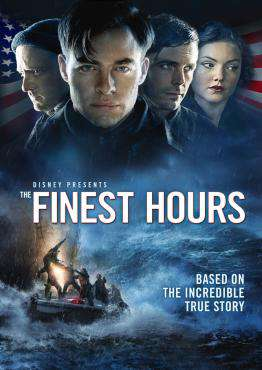 The Finest Hours, Movie on DVD, Action Movies, Drama Movies, Adventure Movies, Suspense Movies, movies coming soon, new movies in May