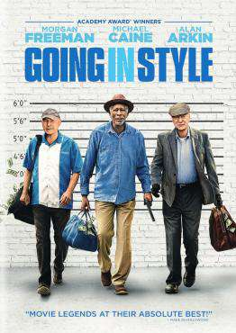 Going In Style, Movie on Blu-Ray, Comedy Movies, ,  on Blu-Ray
