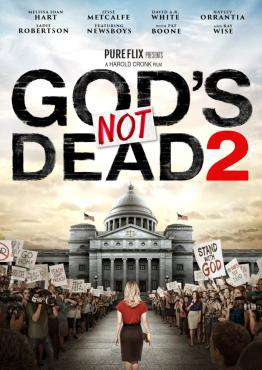 God's Not Dead 2, Movie on DVD, Drama Movies, ,  on DVD