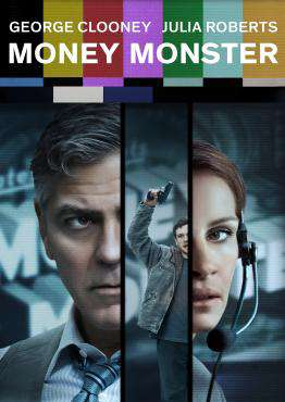 Money Monster, Movie on Blu-Ray, Drama Movies, ,  on Blu-Ray