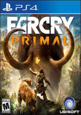 Far Cry: Primal, Game on PS4, Action Video Games, new video games, new video games on PS4