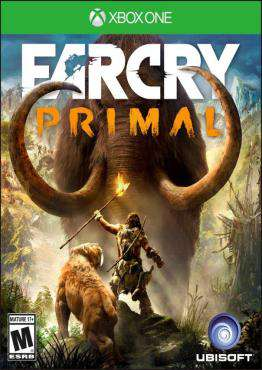 Far Cry: Primal Xbox One, Game on XBOXONE, Action Video Games, ,  on XBOXONE