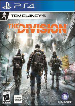 Tom Clancy's The Division, Game on PS4, Shooter Video Games, ,  on PS4