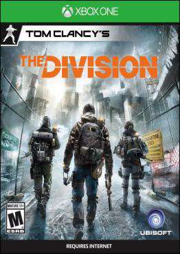 Tom Clancy's The Division Xbox One, Game on XBOXONE, Shooter Video Games, ,  on XBOXONE