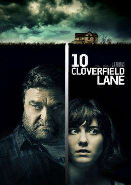 10 Cloverfield Lane, Movie on Blu-Ray, Drama Movies, Action Movies, Sci-Fi & Fantasy Movies, Suspense Movies, ,  on Blu-Ray