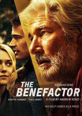 The Benefactor, Movie on DVD, Drama Movies, movies coming soon, new movies in March