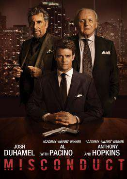 Misconduct, Movie on DVD, Drama Movies, Suspense Movies, ,  on DVD