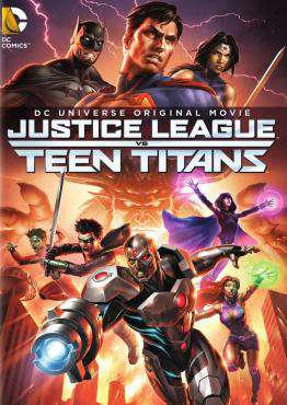 DCU Justice League vs Teen Titans, Movie on DVD, Action Movies, Animation Movies, new movies, new movies on DVD
