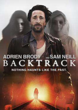 Backtrack, Movie on DVD, Drama Movies, Suspense Movies, new movies, new movies on DVD