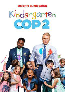 Kindergarten Cop 2, Movie on DVD, Action Movies, Comedy Movies, new comedy movies, new comedy movies on DVD