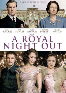 A Royal Night Out, Movie on DVD, Comedy Movies, Romance Movies, movies coming soon, new movies in May