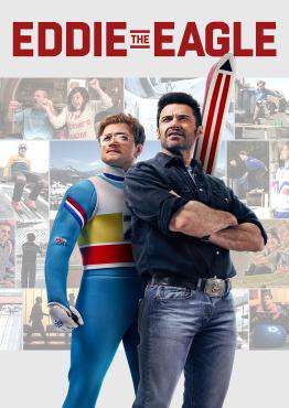 Eddie The Eagle, Movie on Blu-Ray Movies, movies coming soon, new movies in July