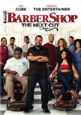 Barbershop: The Next Cut, Movie on Blu-Ray, Comedy Movies, ,  on Blu-Ray
