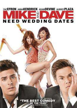 Mike & Dave Need Wedding Dates, Movie on Blu-Ray, Comedy Movies, ,  on Blu-Ray