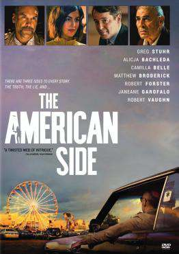 The American Side, Movie on DVD, Drama Movies, Suspense Movies, ,  on DVD