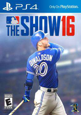 MLB 16 The Show, Game on PS4, Sports Video Games, new video games, new video games on PS4