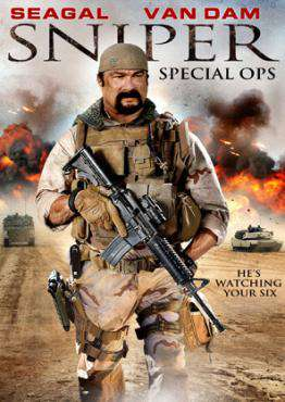 Sniper: Special Ops, Movie on DVD, Action Movies, War & Western Movies, ,  on DVD