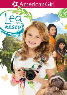 An American Girl: Lea to the Rescue, Movie on DVD, Family Movies, Adventure Movies, Kids Movies, ,  on DVD