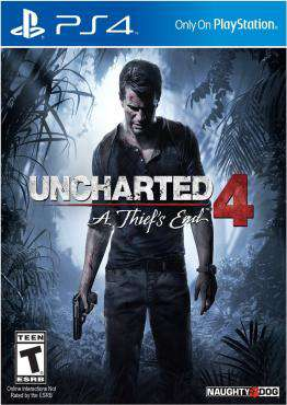 Uncharted 4: A Thief's End, Game on PS4, Action Video Games, new video games, new video games on PS4