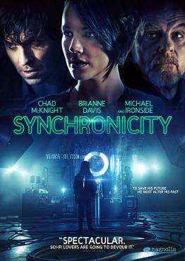 Synchronicity, Movie on DVD, Action Movies, Sci-Fi & Fantasy Movies, Suspense Movies, movies coming soon, new movies in May