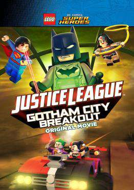 LEGO DC Super Heroes: Justice League: Gotham City Breakout, Movie on DVD, Action Movies, Family Movies, Adventure Movies, Kids Movies, movies coming soon, new movies in July