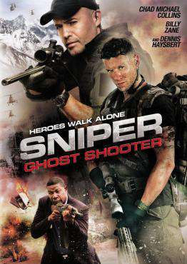 Sniper: Ghost Shooter, Movie on DVD, Action Movies, War & Western Movies, ,  on DVD