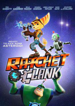 Ratchet & Clank, Movie on DVD Movies, ,  on DVD