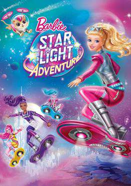 Barbie Star Light Adventure, Movie on DVD, Family Movies, movies coming soon, new movies in September