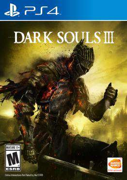 Dark Souls III, Game on PS4, Action Video Games, ,  on PS4