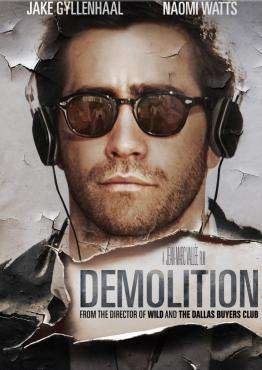 Demolition, Movie on DVD, Drama Movies, ,  on DVD