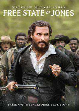 Free State of Jones, Movie on Blu-Ray, Action Movies, Drama Movies, War & Western Movies, ,  on Blu-Ray
